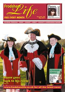 Frodsham Life May 2017