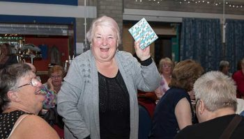 Bingo full house raises £2000 for stroke club