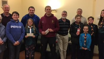 Council hands out £3,000 to community groups