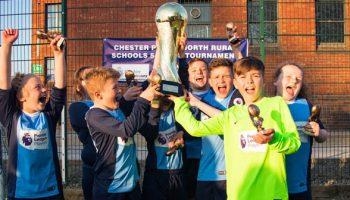 Ten schools  battle it out in soccer contest