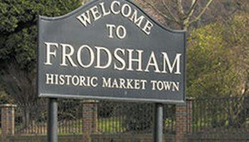 Helping needy people in Frodsham