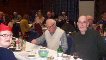 Celebrations at Frodsham Stroke Club