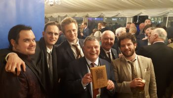 Cheers to Frodsham bar which came runner up in Parliamentary Pub of the year