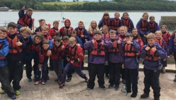"Pupils enjoy ""amazing"" week in the open air"