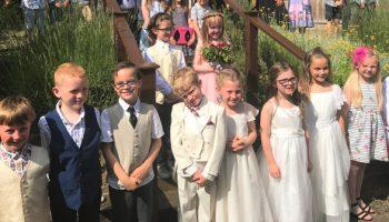 Harry Potter's wedding at Manor House School