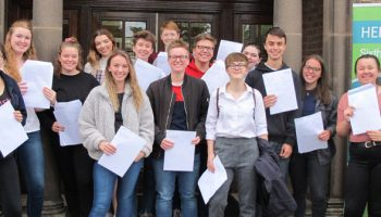 "Helsby High's ""exceptional"" A Level results"