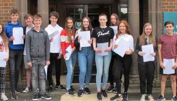 Excellent GCSE results again for Helsby High