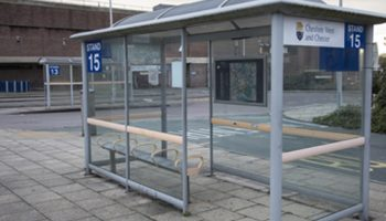 Anyone want a bus shelter for Christmas?