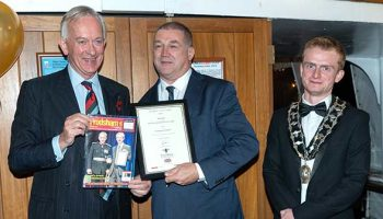 Frodsham Life receives Best News Publication of the Year award