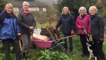 Frodsham WI's big tree planting celebration