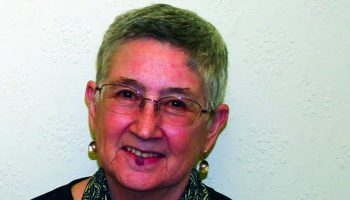 Judith is council chairman for second time