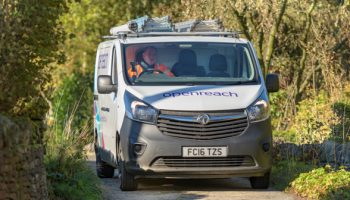 Ultrafast broadband on its way to Frodsham
