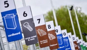 Frodsham Recycling Centre back to normal opening hours