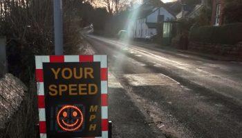 Concerns over speeding traffic on Kingsley Road