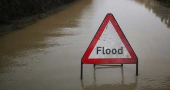 Flood alert issued in the Frodsham area