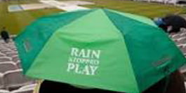 Why all cricket was cancelled in the Frodsham area