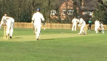 Frodsham go down by six wickets at home