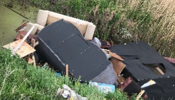 Dashcam footage can help catch fly-tippers